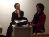 Diana Groó im Gespräch mit Dr. Eszter Gantner